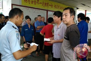 Disnakertrans Bengkulu Utara Menduga Ada TKA Ilegal