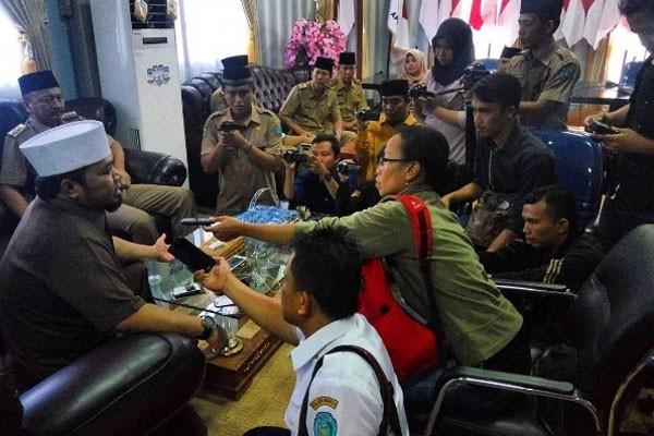 Helmi: Mundur DPW Bukan Karena Pilgub Lampung