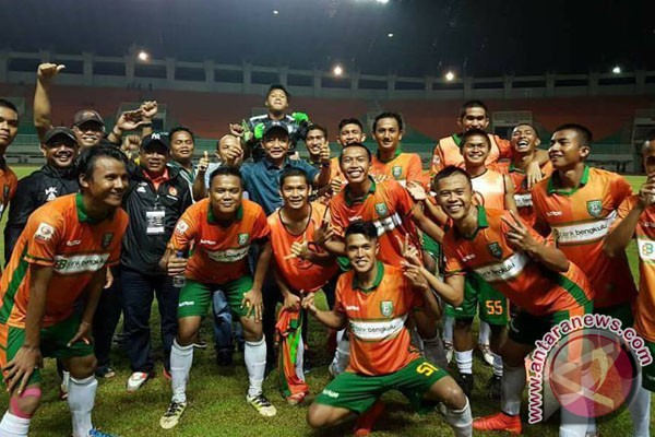PS Bengkulu Siap Perpanjang Rekor Kemenangan
