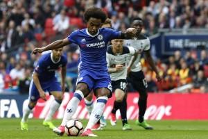 Chelsea Singkirkan Tottenham Di Semifinal Piala FA
