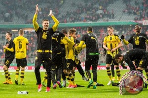 Dortmund Kejutkan Bayern Untuk Mencapai Final Piala Jerman