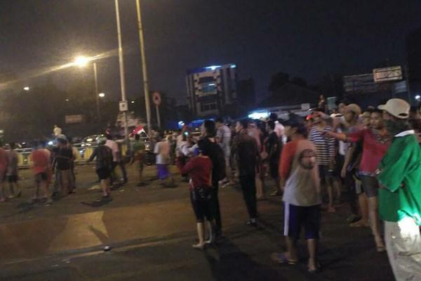Polrestro Jakarta Timur Cek Dugaan Ledakan Bom