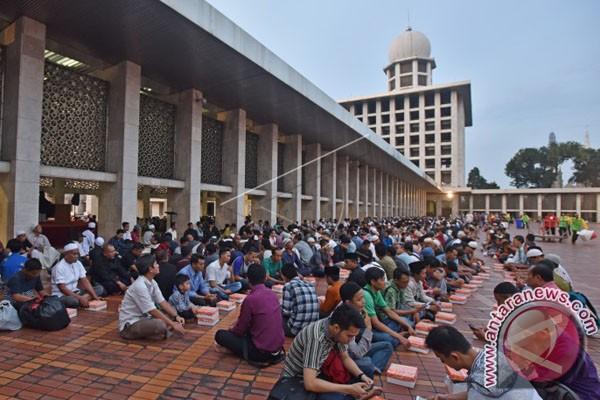 Polda Metro Tangkap Iyus Yang ingin Ledakkan Masjid Istiqlal