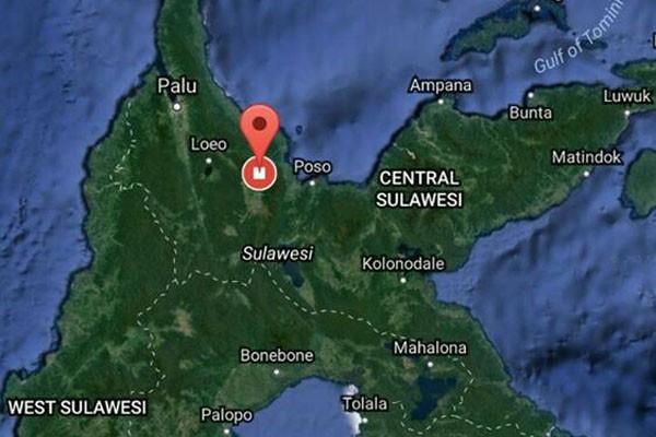 Gempa 6,6 SR Guncang Poso