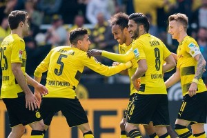 Dortmund Hancurkan Hamburg Dengan Skor 3-0