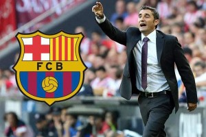 Barcelona Tunjuk Valverde Sebagai Pelatih Baru
