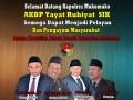 Selamat datang Kapolres Mukomuko AKB Yayat Ruhiyat  SIK, semoga dapat menjadi pelayan dan pengayom masyarakat.