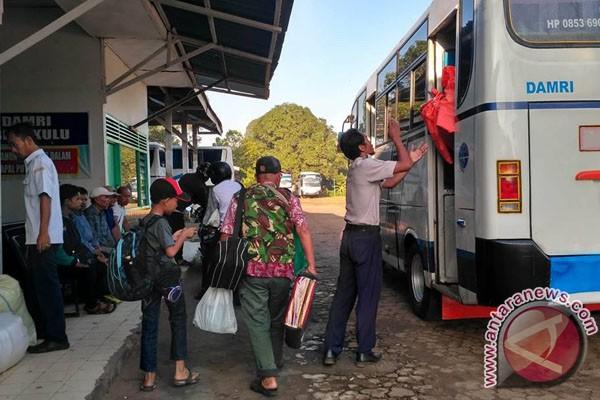 Mukomuko tambah bus angkutan pelajar