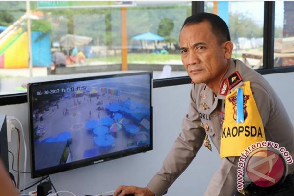 Kepolisian Bengkulu tingkatkan pengamanan objek vital