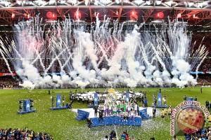 Real Madrid Kembali Merajai Liga Champions