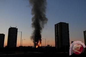 Tidak Ada WNI Korban Kebakaran Apartemen London
