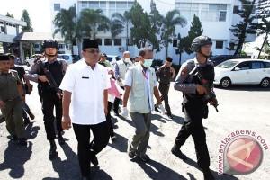KPK Geledah Rumah Pribadi Ridwan Mukti