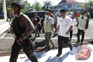 KPK Geledah Tujuh Lokasi Korupsi Gubernur Bengkulu