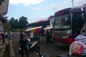 Volume Angkutan Bus Pemudik Naik 50 Persen