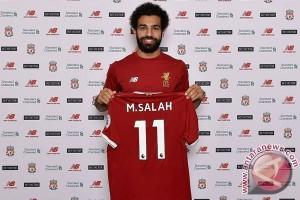 Mohamed Salah Bergabung Dengan Liverpool