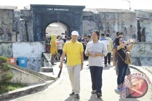 Gubernur Tinjau Objek Wisata Andalan Bengkulu