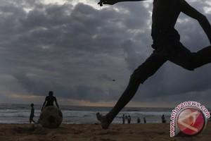 Ketika Istri Nelayan Bertanding Futsal