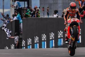 Marquez menang sembilan kali beruntun di Grand Prix Jerman