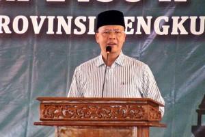 Gubernur Bengkulu Dorong Pemuda Tingkatkan Keterampilan Kerja