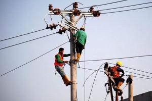 Elektrifikasi Bengkulu Ditargetkan 100 Persen Pada 2019