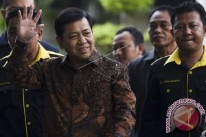 KPK Bawa 200 Bukti Dokumen Praperadilan Novanto
