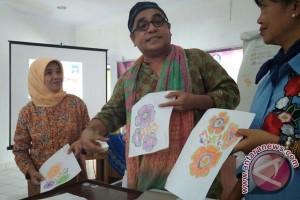 BI Gandeng Samuel Wattimena Promosikan Batik Bengkulu