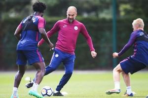 Guardiola Ingin Bertahan Lama Di City