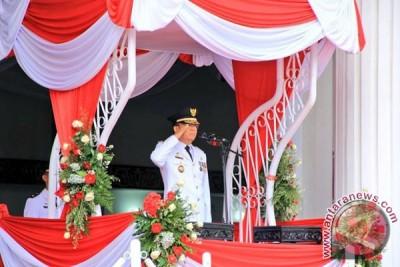 Gubernur : Bangun Daerah Wujud Mengisi Kemerdekaan