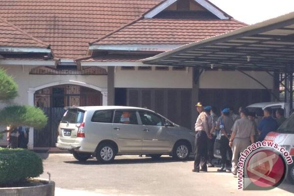 Lokasi Rekonstruksi Korupsi Gubernur Bengkulu Dijaga Ketat