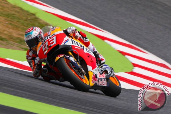 Marc Marquez juarai MotoGP Aragon