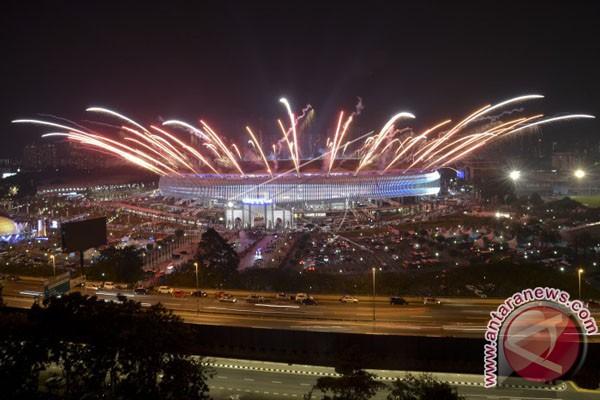 SEA Games Ke-29 Resmi Ditutup