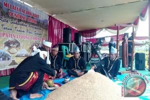 Lebong Menargetkan Penanaman Padi Sawah 5.364 Hektare