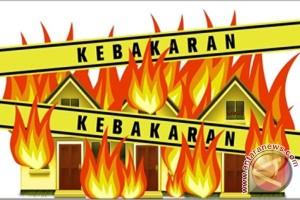 Kebakaran Hanguskan Rumah Warga Mukomuko
