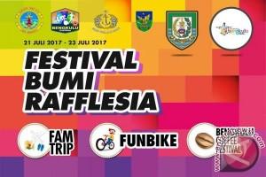 Festival Bumi Rafflesia Ajang Promosi Wisata Bengkulu