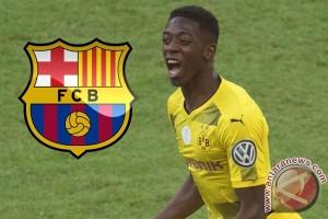 Barcelona Dilaporkan Setuju Rekrut Dembele Dari Dortmund