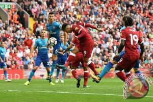 Buruknya Strategi Wenger, Liverpool Hancurkan Arsenal 4-0 di Anfiled
