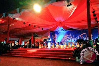 Plt Gubernur Bengkulu Buka Festival Tabot 2017