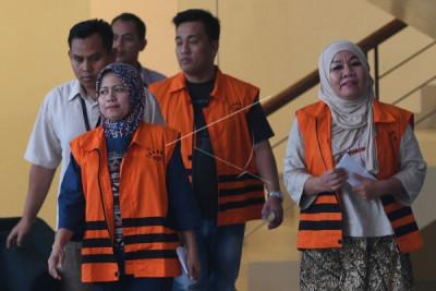 Kasus Suap Pengadilan Negeri Bengkulu