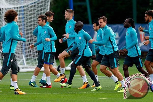 Chelsea Bersuka Cita Hadapi Arsenal