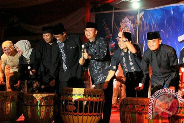 Ribuan Warga Saksikan Puncak Festival Tabut 2017
