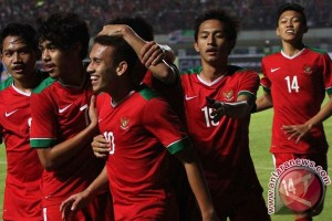 Timnas Indonesia Hajar Filipina 9-0