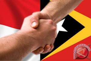 Indonesia-Timor Leste Komitmen Selesaikan Masalah Perbatasan