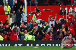 United Hancurkan Everton Dengan Skor 4-0