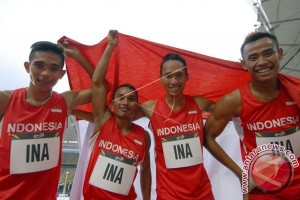 Indonesia Kumpulkan 70 Emas Hari Keempat ASEAN Para Games