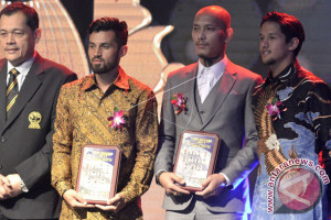 Indonesia Sabet Enam Penghargaan AFF 2017