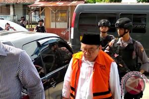 KPK Limpahkan Perkara Gubernur Bengkulu Ke Pengadilan