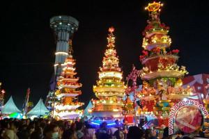 Tabut Bengkulu Masuk Top 100 Wonderful Event