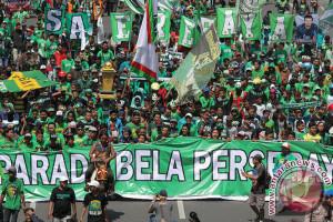 Bentrok !! Dua Anggota PSHT Meninggal vs Bonek Surabaya