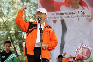 Gubernur Bengkulu Buka Pekan Olahraga Tradisional V