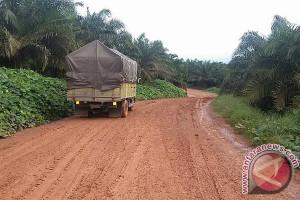 Mukomuko Programkan Rehabilitasi Jalan Usaha Tani Rusak
